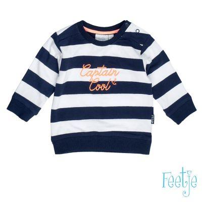 604ca39f654082 Feetje Captain Cool t-shirt neon oranje - Babyhuis Teuntje Pluis