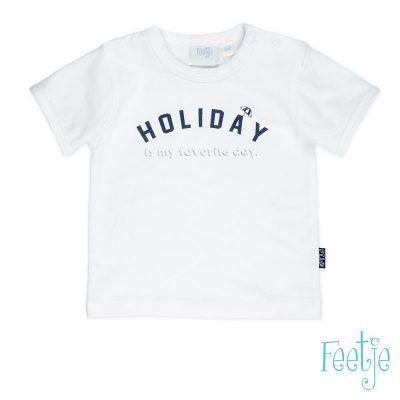 88eed05cee61b9 Feetje Captain Cool t-shirt streep - Babyhuis Teuntje Pluis